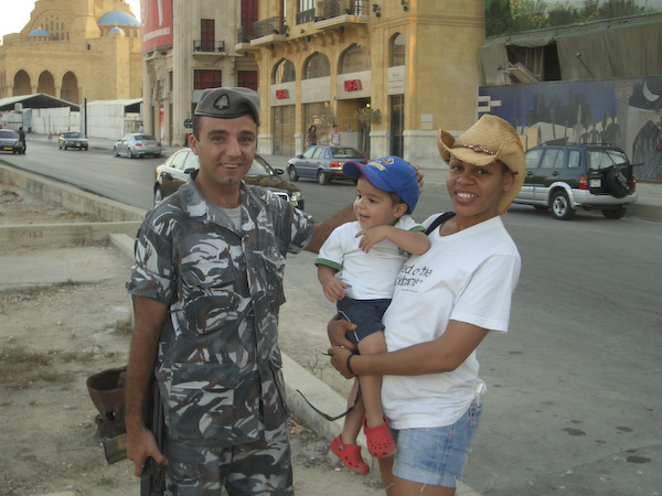 Lebanese Internal Security Forces