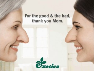 For good & bad exotica
