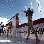Diamony Ski and Fashion festival 2012 - demotix (15)