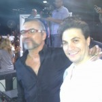 George Michael parties in Beirut 2