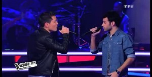 the voice france anthony touma vs jo soul
