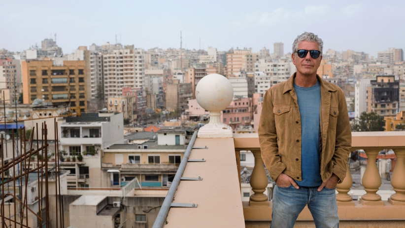 anthony bourdain beirut